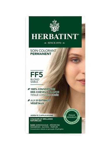 Herbatint Herbatint FF5 Blond Sable Saç Boyası Renksiz